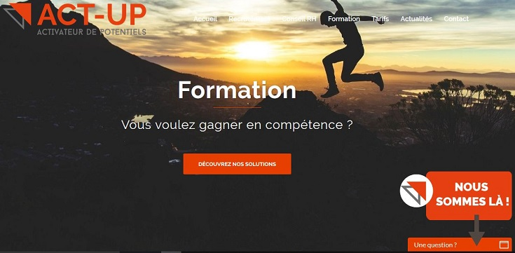 act-up cabinet recrutement ressources humaines vendee chat en ligne